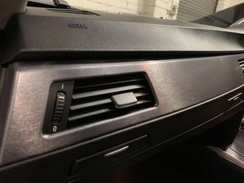 BMW trim wrap