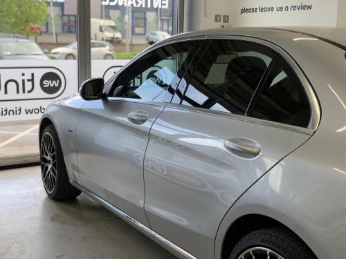 2016 Mercedes C350